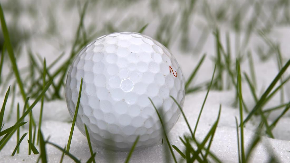 golf-snow